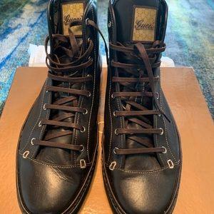 Gucci cocoa praga sneakers